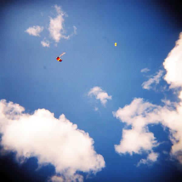 Fallskjermhoppere
