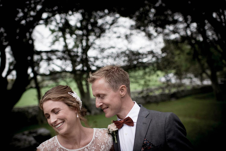 Camilla & Torbjørn  - Foto: Lars Idar Waage