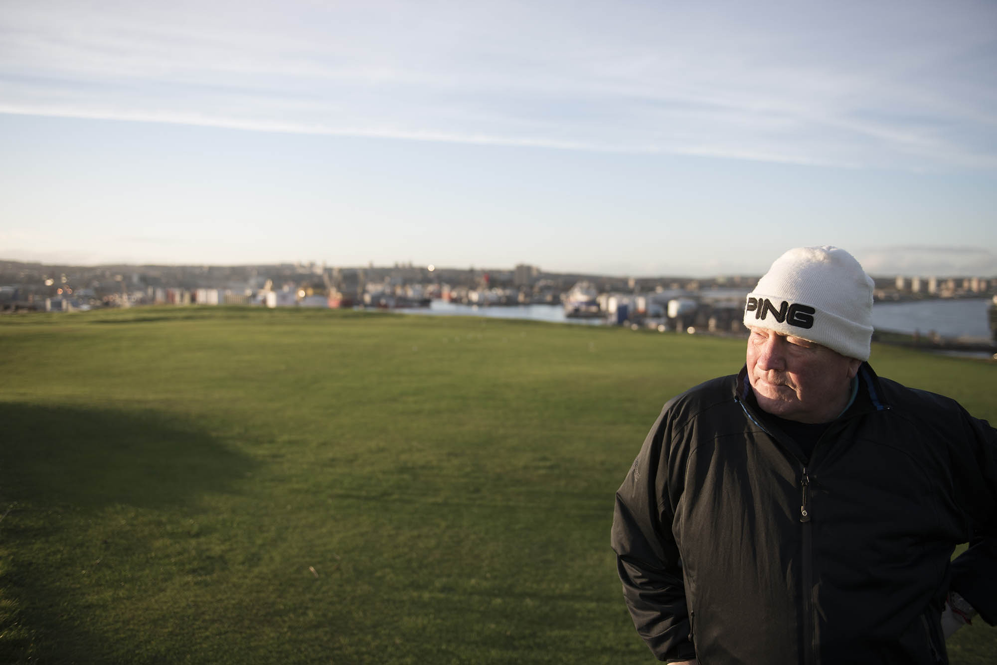 Reportasje Aberdeen - Storbritannias oljehovedstad