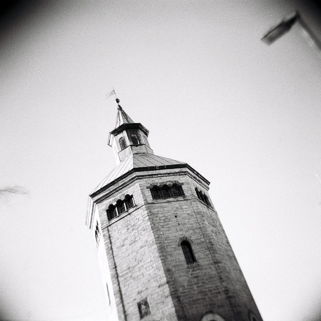 Valbergtårnet 2010  - Holga